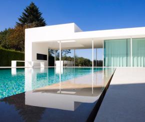 Overloopzwembad betonnen zwembad kostprijs buitenzwembad for Kostprijs zwembad plaatsen