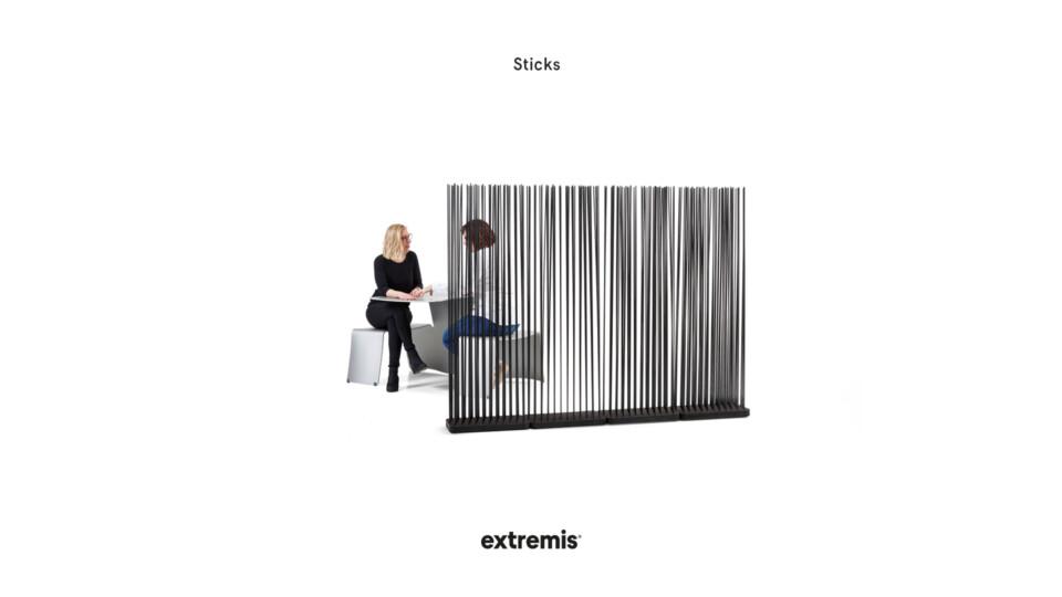 8 - Sticks