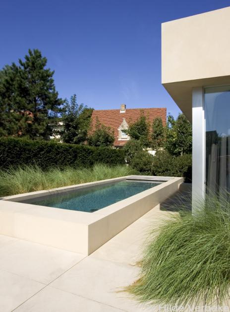 Priv zwembad buiten zwembad skimmer zwembad moza ek zwembaden zwembaden de mooiste zwembaden - Mozaiek blauwe bad ...