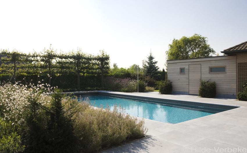 Buitenzwembad betonnen zwembad de mooiste zwembaden for Zwembad houtlook