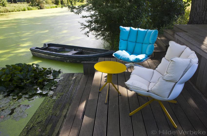 Exclusief buitenmeubilair voor uw tuin, terras en rond het zwembad by DWJ concept pools, demooistezwembaden.be