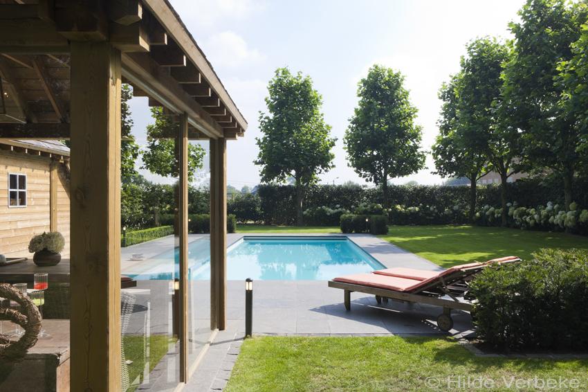 Exclusief buitenzwembad met luxe poolhouse monobloc aanleggen u2039 de