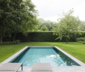 Inox zwembaden ontdek de mooiste op de mooiste zwembaden for Buitenzwembad aanleggen