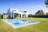 Skimmer zwembad bekleed met folie, prijs buitenzwembad