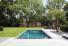 Zwembad bouwen, buitenzwembad met skimmer, fotografie zwembaden Hilde Verbeke
