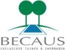 Becaus - Exclusieve tuinen zwembaden