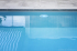 halogeen onderwaterverlichting in een zwembad