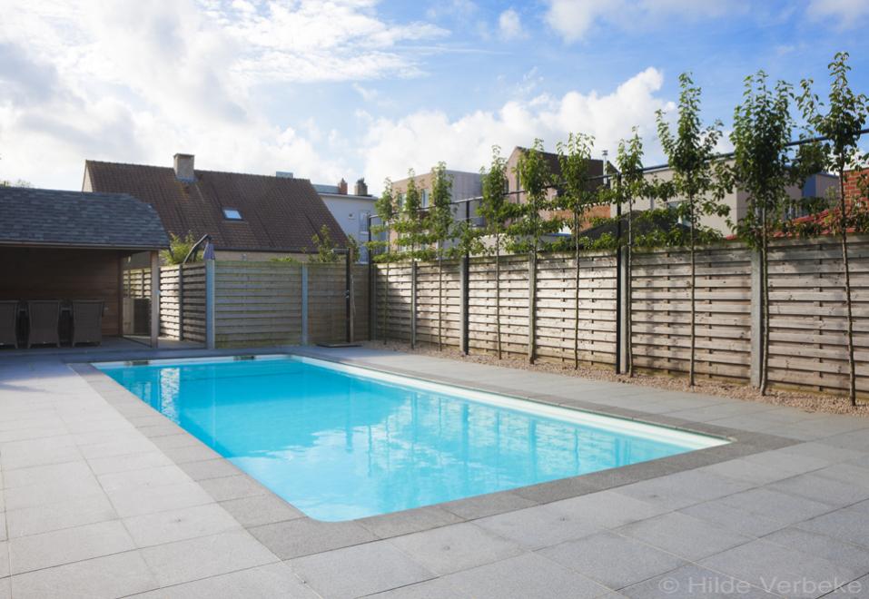 monoblock zwembad in kleine stadstuin aanleggen de