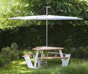 Anker, Extremis outdoor garden furniture
