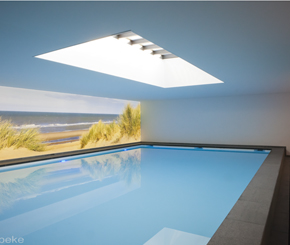 renovatie van een betonnen binnenzwembad door West-Pool