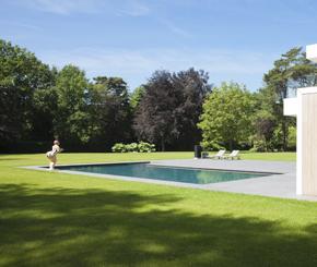 exclusief buitenzwembad met beweegbare vloer, Quality Pool