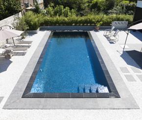 zwembad bouwen, zwembad plaatsen, Hugelier zwembaden