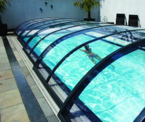 zwembadoverkapping LALUNA