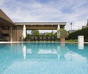renovatie buitenzwembad, West-Pool