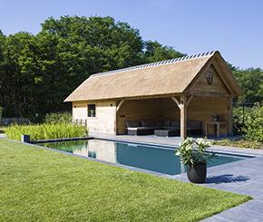 biologisch zwembad, biologisch gezuiverd water, Aqua-art