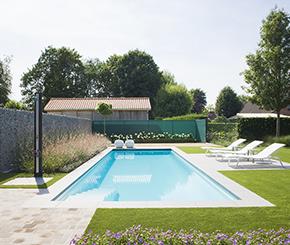 Monoblok zwembad in vinylester, LPW Pools