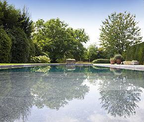 renovatie zwemvijver naar zwembad