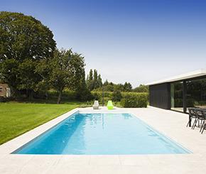 skimmer zwembad My pool by Hugelier