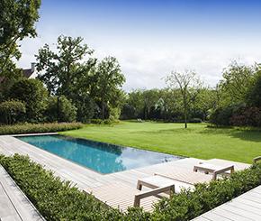 luxe overloopzwembad, My pool by Hugelier
