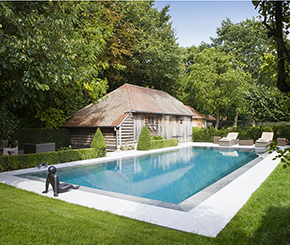 My Pool by Hugelier, overloopzwembad