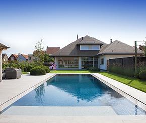 mozaïek zwembad, My pool by Hugelier