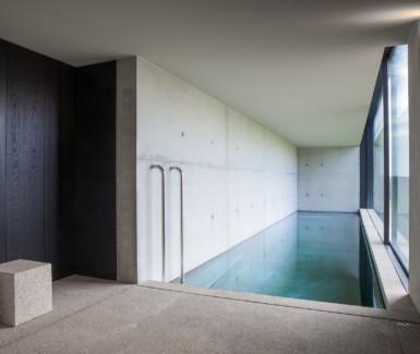 bob monteyne zwembaden, the bunkers binnenzwembad