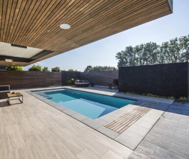 buitenzwembad monoblok LPW Pools